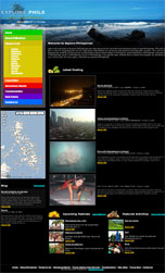 Explorephils Website