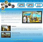 UPD Group of Companies Website